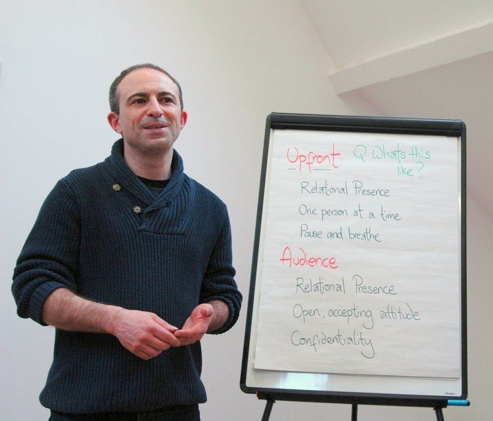 Daniel Kingsley - Public Speaking Courses London