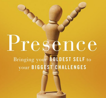 Book Review – Presence – Amy Cuddy